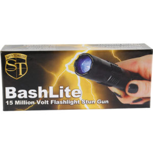 BashLite Stun Gun Flashlight